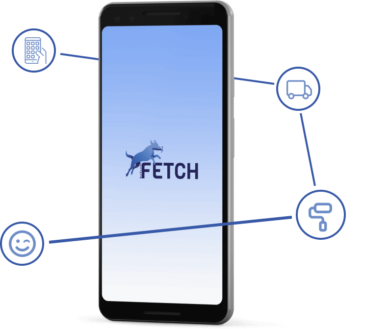 Blue-Fetch-app-mockup-with-icons